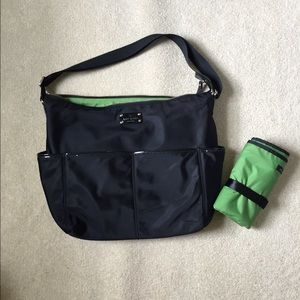Kate Spade Nylon Diaper Bag